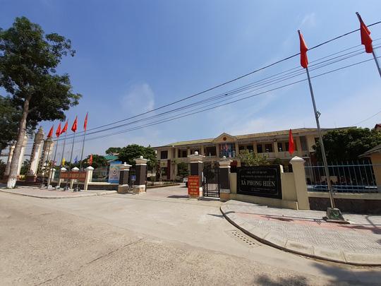 Thừa Thiên - Huế: Phong tỏa xã Phong Hiền vì có ca nghi dương tính SARS-CoV-2 - Ảnh 4.