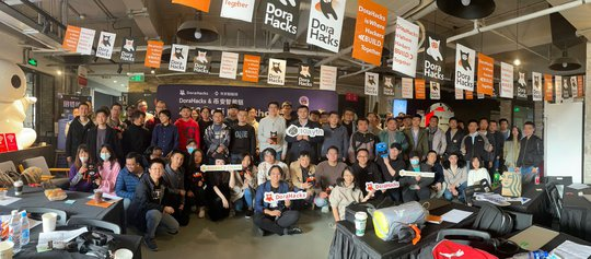 Trao thưởng cho 15 đội lọt vào vòng chung kết Vietnam Super Blockathon - Ảnh 4.