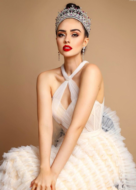 Bổ nhiệm Hoa hậu Hoàn vũ Mexico 2021 - Ảnh 3.