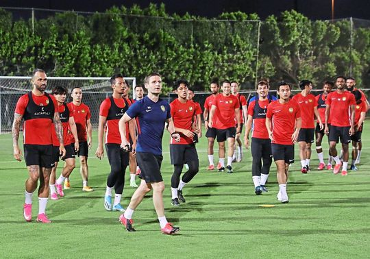Báo chí thể thao Malaysia viết gì trước trận chạm trán tuyển Việt Nam? - Ảnh 1.
