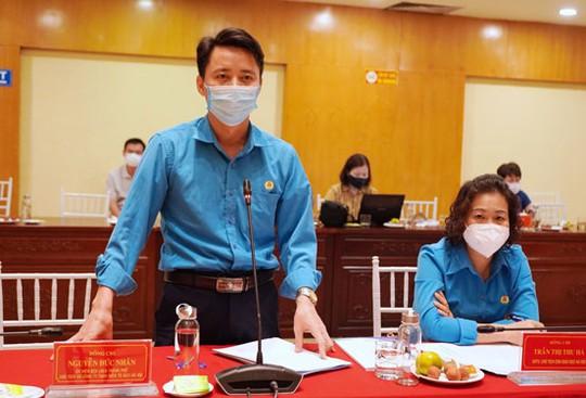 Hà Nội: Nhiều giải pháp nâng cao chất lượng cán bộ Công đoàn - Ảnh 1.