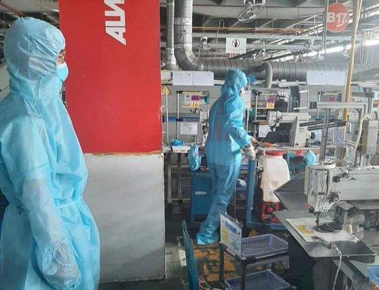 TP HCM: Xuất hiện 3 ca F0 ở công ty có hơn 10.000 lao động - Ảnh 2.