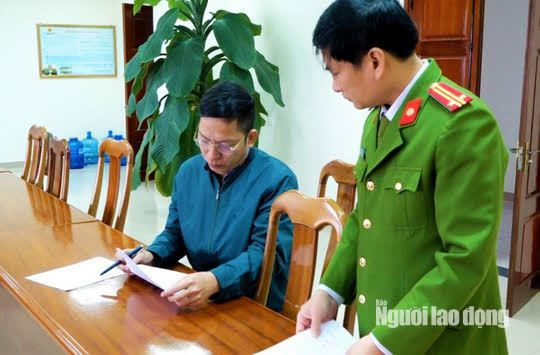Phó giám đốc một ban quản lý ở Quảng Bình bị khai trừ Đảng - Ảnh 1.