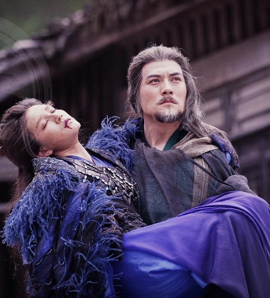 """Khán giả phẫn nộ khi xem Hoàng Dược Sư yêu Mai Siêu Phong trong """"Anh hùng xạ điêu"""" 2021 - Ảnh 3."""