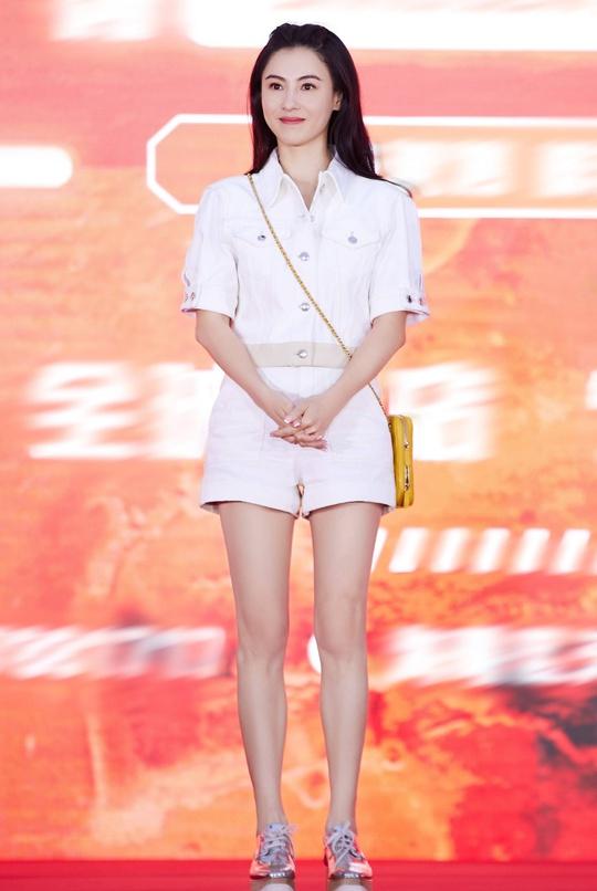 Phong cách thời trang của Trương Bá Chi - Ảnh 2.