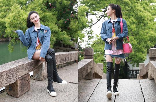 Phong cách thời trang của Trương Bá Chi - Ảnh 11.