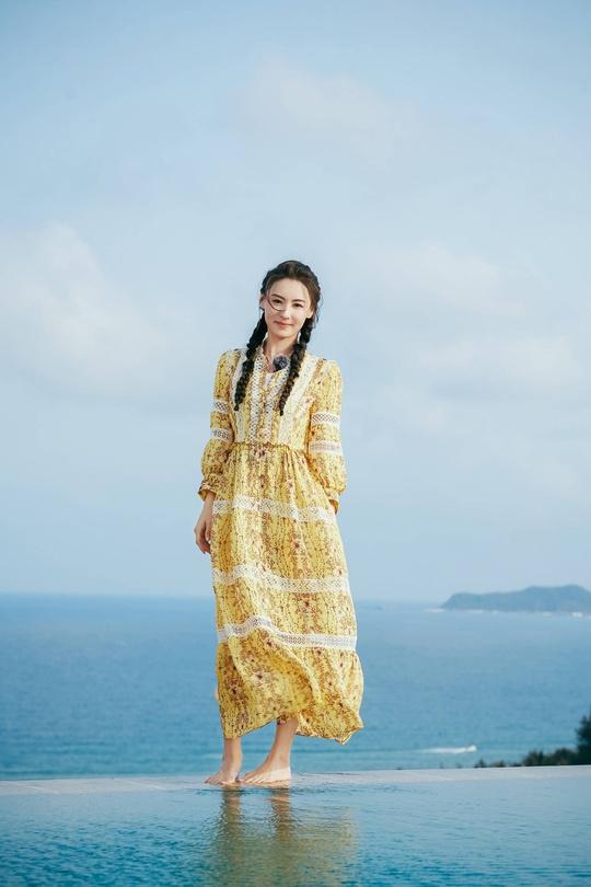 Phong cách thời trang của Trương Bá Chi - Ảnh 6.