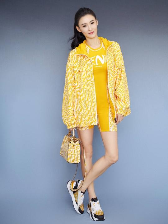 Phong cách thời trang của Trương Bá Chi - Ảnh 9.