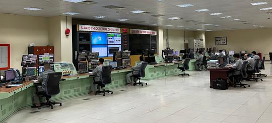 EVNGENCO 3 nỗ lực sản xuất an toàn trong Tháng Công nhân - Ảnh 1.