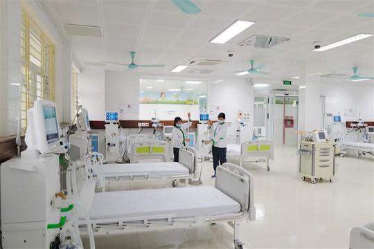 Trung tâm ICU điều trị bệnh nhân Covid-19 nặng tại Bắc Ninh do Sun Group tài trợ hiện đại ra sao? - Ảnh 4.