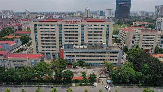 Trung tâm ICU điều trị bệnh nhân Covid-19 nặng tại Bắc Ninh do Sun Group tài trợ hiện đại ra sao? - Ảnh 1.