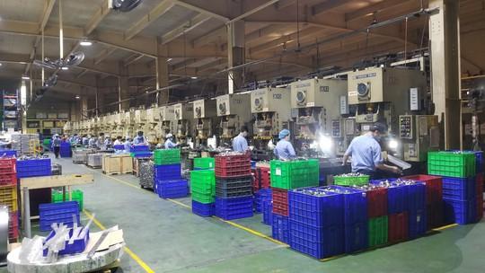 Một nhà máy trong KCN Tân Bình được gỡ bỏ phong tỏa - Ảnh 1.