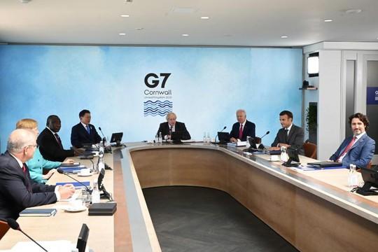 G7 hợp tác đối phó Trung Quốc - Ảnh 2.