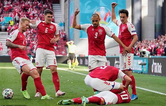 Cú sốc Eriksen và cách ứng xử đầy tình người của bóng đá châu Âu - Ảnh 2.