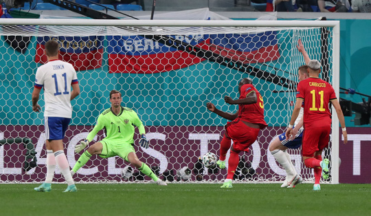 Bỉ - Nga 3-0: Cú đúp Lukaku đè bẹp gấu Nga - Ảnh 2.