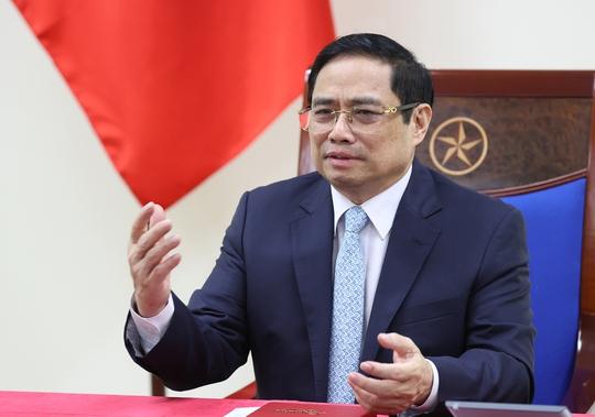 Thủ tướng Pháp khẳng định hỗ trợ Việt Nam trong chiến lược vắc-xin - Ảnh 1.