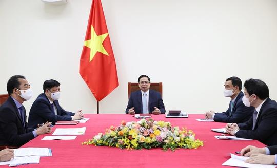 Thủ tướng Pháp khẳng định hỗ trợ Việt Nam trong chiến lược vắc-xin - Ảnh 2.