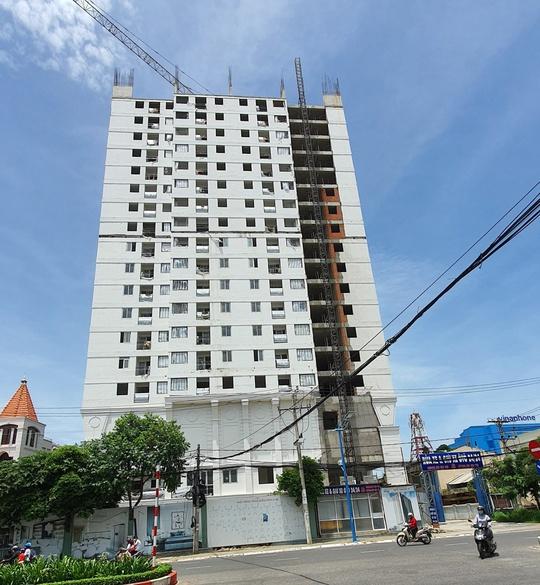 Công an tỉnh Bà Rịa - Vũng Tàu khẩn cấp tìm người đã mua căn hộ tại dự án Sơn Thịnh 3 - Ảnh 1.