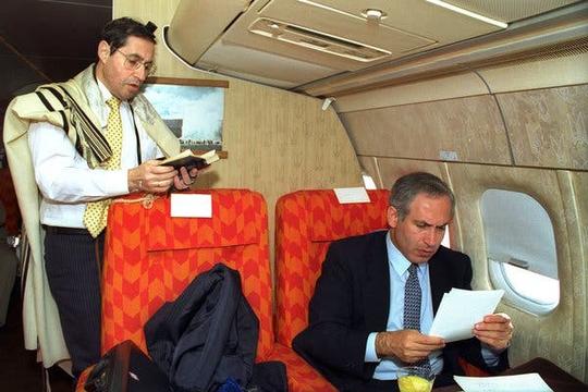 Cuộc đời cựu Thủ tướng Israel Netanyahu qua ảnh - Ảnh 3.