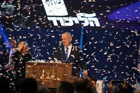 Cuộc đời cựu Thủ tướng Israel Netanyahu qua ảnh - Ảnh 15.
