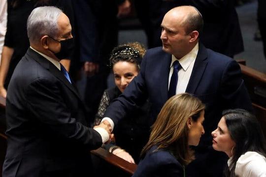 Cuộc đời cựu Thủ tướng Israel Netanyahu qua ảnh - Ảnh 17.