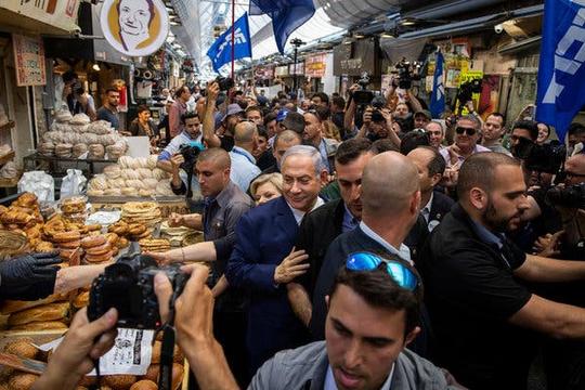 Cuộc đời cựu Thủ tướng Israel Netanyahu qua ảnh - Ảnh 14.
