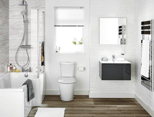 6 lý do khiến sàn nhựa là lựa chọn tốt nhất cho nhà tắm - Ảnh 6.