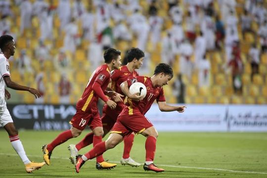 Đội tuyển Việt Nam cách ly ở quận 7, được thưởng tổng cộng 8 tỉ đồng - Ảnh 2.