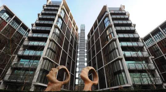 Căn penthouse đắt nhất London trị giá 247 triệu USD - Ảnh 1.