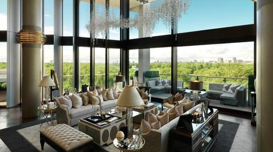 Căn penthouse đắt nhất London trị giá 247 triệu USD - Ảnh 3.