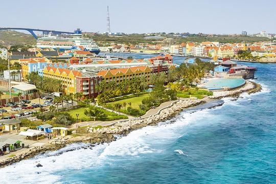 Curacao mở cửa hoàn toàn, miễn phí khách sạn đón du khách - Ảnh 2.