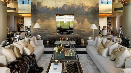 Căn penthouse đắt nhất London trị giá 247 triệu USD - Ảnh 4.