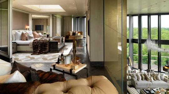 Căn penthouse đắt nhất London trị giá 247 triệu USD - Ảnh 5.