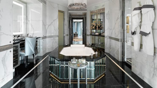 Căn penthouse đắt nhất London trị giá 247 triệu USD - Ảnh 6.