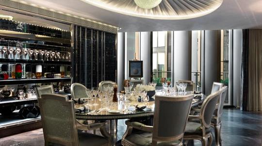 Căn penthouse đắt nhất London trị giá 247 triệu USD - Ảnh 7.