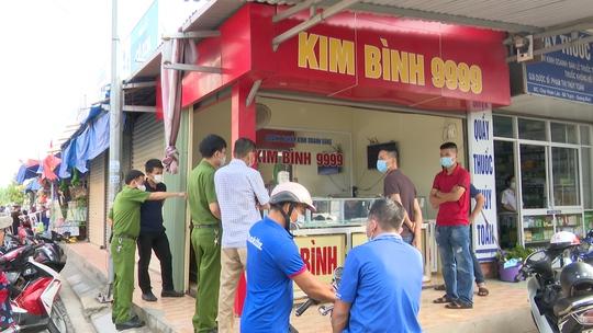 Tìm ra thủ phạm đột nhập tiệm vàng ở Quảng Bình cuỗm tài sản gần 100 triệu đồng - Ảnh 1.