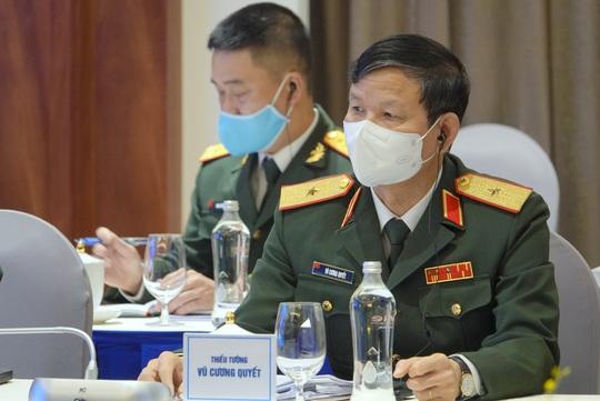 Bộ trưởng Phan Văn Giang: Nói đến an ninh biển, không thể không nhắc tới Biển Đông - Ảnh 6.