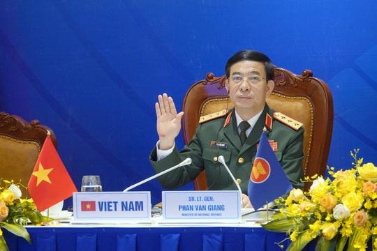 Bộ trưởng Phan Văn Giang: Nói đến an ninh biển, không thể không nhắc tới Biển Đông - Ảnh 7.