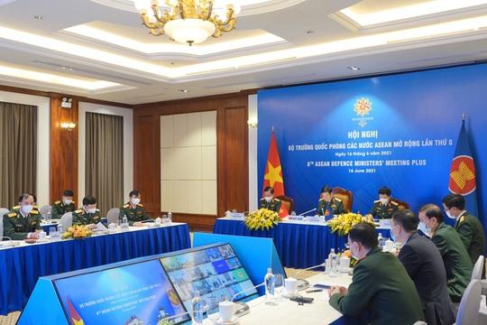 Bộ trưởng Phan Văn Giang: Nói đến an ninh biển, không thể không nhắc tới Biển Đông - Ảnh 5.