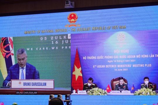 Bộ trưởng Phan Văn Giang: Nói đến an ninh biển, không thể không nhắc tới Biển Đông - Ảnh 2.