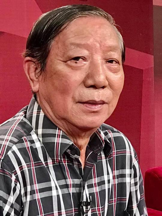 Nghệ sĩ Trường Quang cấp cứu vì tai biến - Ảnh 1.