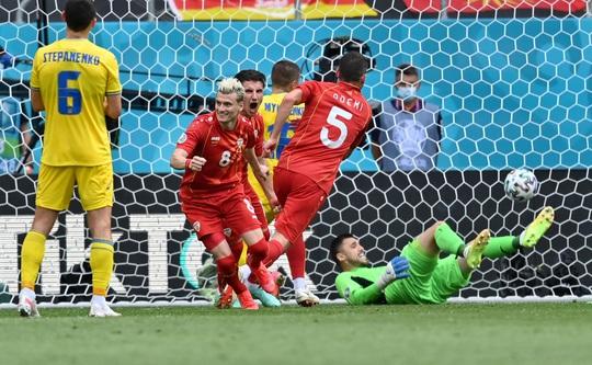 Ukraine có 3 điểm thót tim trước Bắc Macedonia - Ảnh 2.