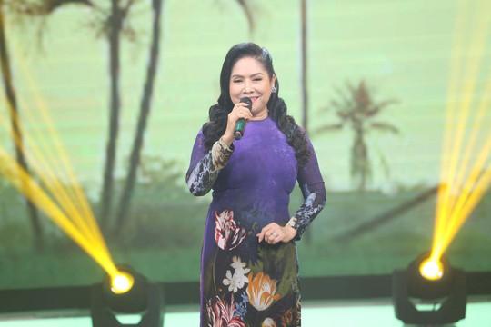 NSƯT Phượng Hằng, nghệ sĩ Châu Thanh tại chương trình Dấu ấn huyền thoại - Ảnh 2.