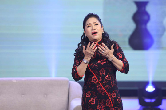NSƯT Phượng Hằng, nghệ sĩ Châu Thanh tại chương trình Dấu ấn huyền thoại - Ảnh 7.