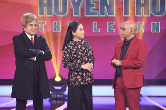 NSƯT Phượng Hằng, nghệ sĩ Châu Thanh tại chương trình Dấu ấn huyền thoại - Ảnh 1.