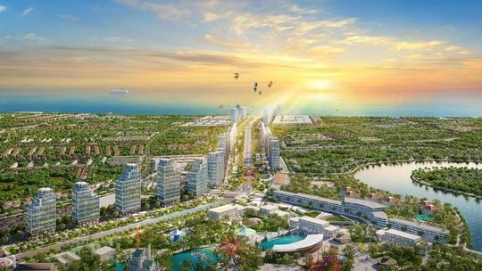 Nâng tầm du lịch Sầm Sơn bằng trục đại lộ trung tâm tầm cỡ thế giới - Ảnh 2.