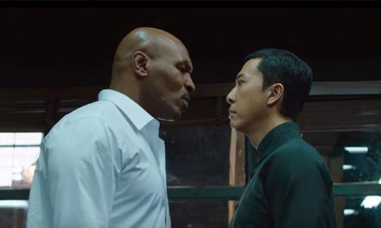 Chân Tử Đan: Tôi suýt bị Mike Tyson đấm chết - Ảnh 1.