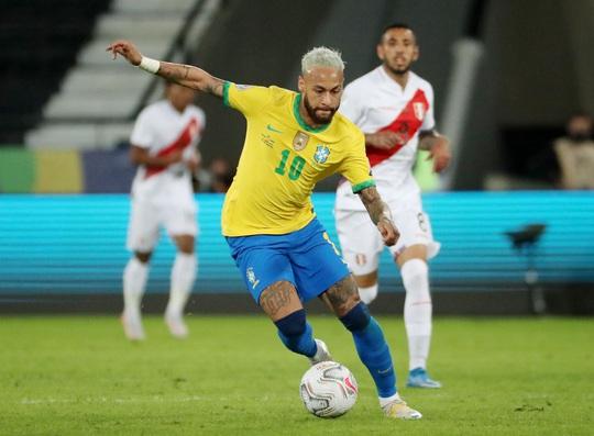 Neymar nhảy samba, Brazil đè bẹp á quân Copa America - Ảnh 5.