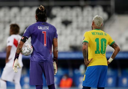 Neymar nhảy samba, Brazil đè bẹp á quân Copa America - Ảnh 4.