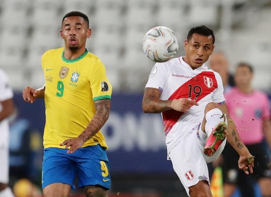 Neymar nhảy samba, Brazil đè bẹp á quân Copa America - Ảnh 3.
